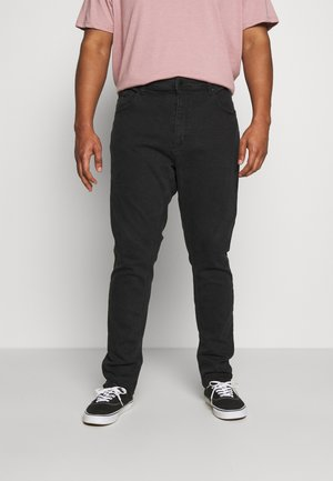 PLUS - Slim fit jeans - new black