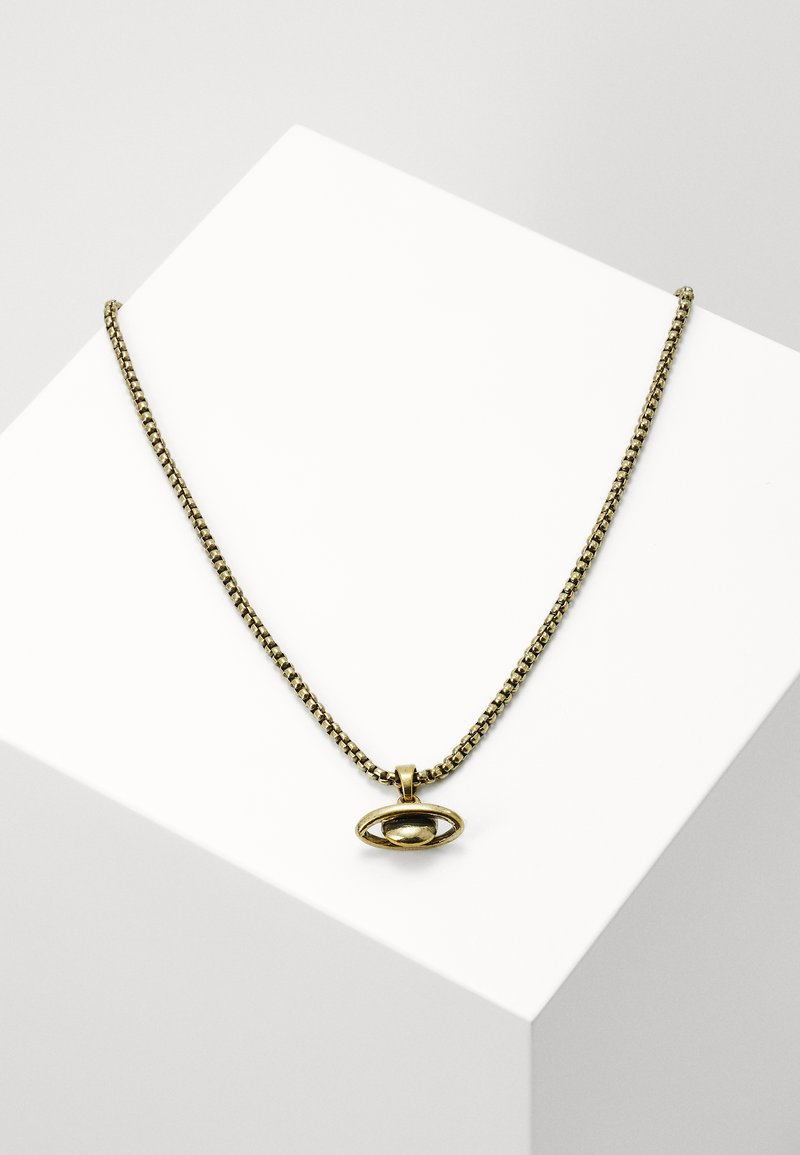 Icon Brand - SATURN NECKLACE - Necklace - gold-coloured