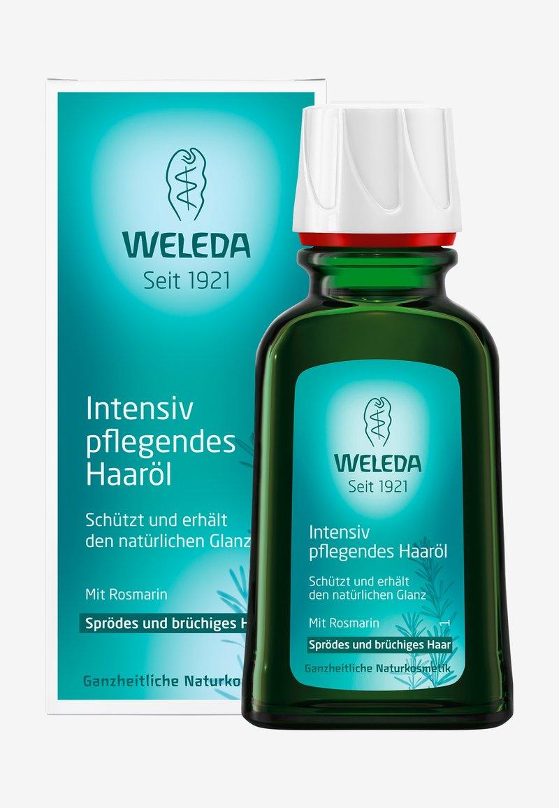 Weleda - REVITALISING HAIR OIL - Hair treatment - -
