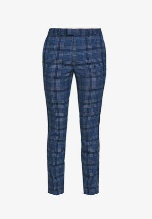 JAMES - Suit trousers - blue