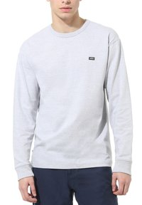 Vans - MN OFF THE WALL CLASSIC LS - Long sleeved top - athletic heather - 0