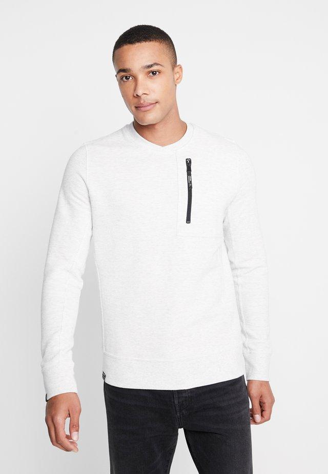 BULLET - Sweatshirt - off white
