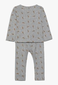 Carter's - BOY BABY SET - Leggings - Trousers - teal - 1