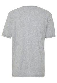 Pepe Jeans - SALVADOR - T-shirt print - grey marl - 1