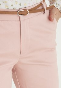 b.young - DAYS CIGARET - Trousers - rose tan - 3