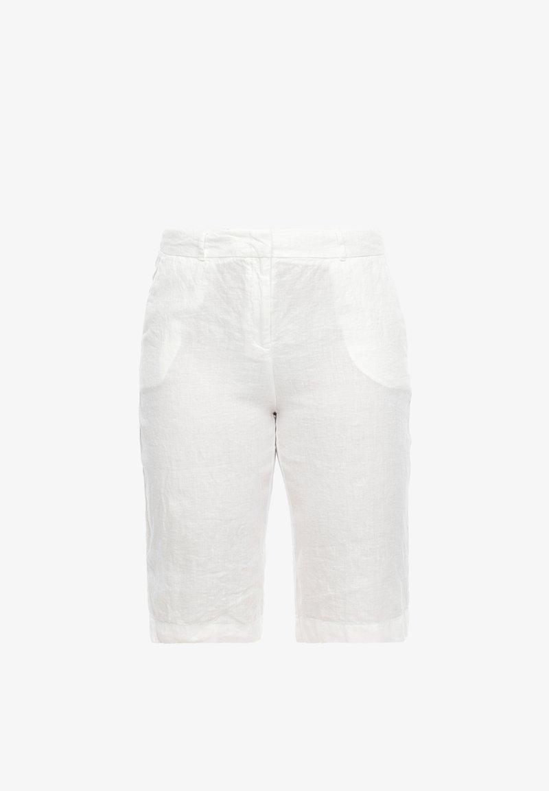 Triangle - Shorts - white
