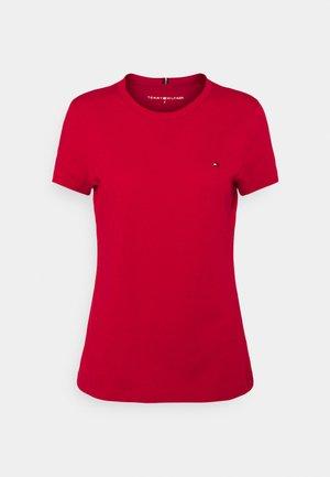 NEW CREW NECK TEE - T-paita - primary red