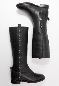 Gioseppo - Cowboy/Biker boots - black - 3