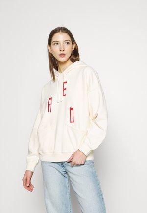 Felpa - off-white