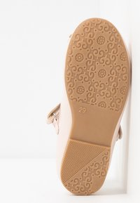 Friboo - Ankle strap ballet pumps - nude - 5