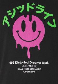 YOURTURN - T-shirt imprimé - black - 3