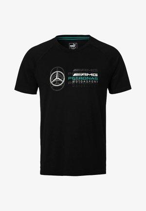 AMG PETRONAS - Print T-shirt - black