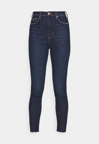 Tommy Jeans - MELANY UHR ANKLE - Jeans Skinny Fit - fjord - 3