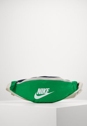 HERITAGE UNISEX - Bum bag - lucky green/obsidian/white
