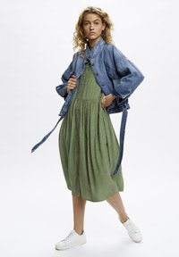 Denim Hunter - Denim jacket - light blue retro wash - 1