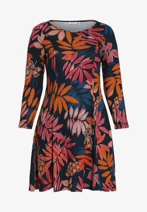 MIT FLORALEM AUFDRUCK - Day dress - multicolor