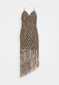 Thurley - MACRAME DRESS - Długa sukienka - gold - 0