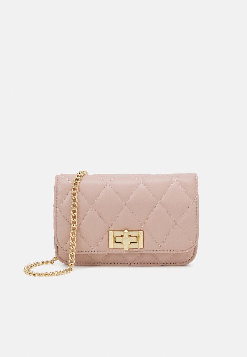 ALDO - GRYDITH - Across body bag - blush