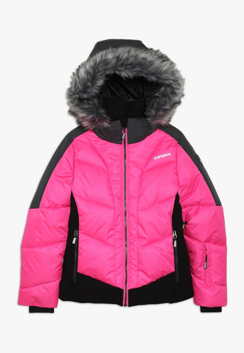 Icepeak - LEAL - Laskettelutakki - hot pink