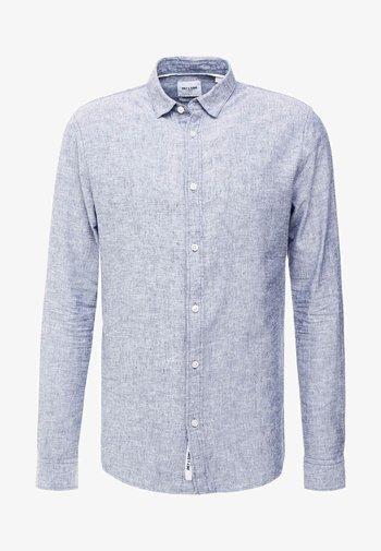 ONSCAIDEN SOLID - Overhemd - dress blues