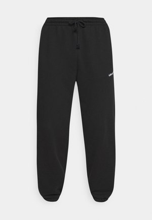 TAB PANT - Tracksuit bottoms - mineral black