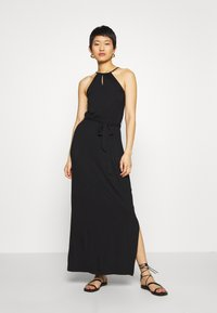 Even&Odd - Maxi dress - black - 0