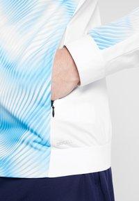 Puma - Training jacket - puma white/bleu azur - 4