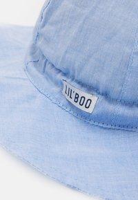 Lil'Boo - BABY SUN HAT UV UNISEX - Klobouk - light blue - 3