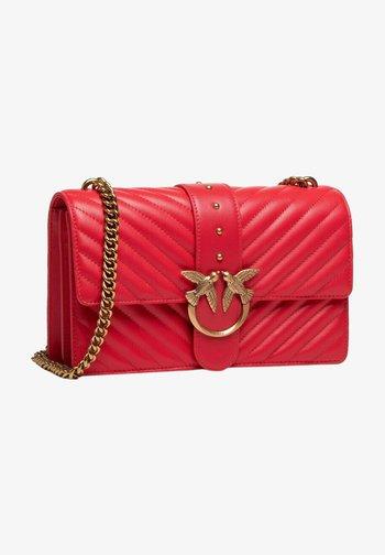 Across body bag - rosso