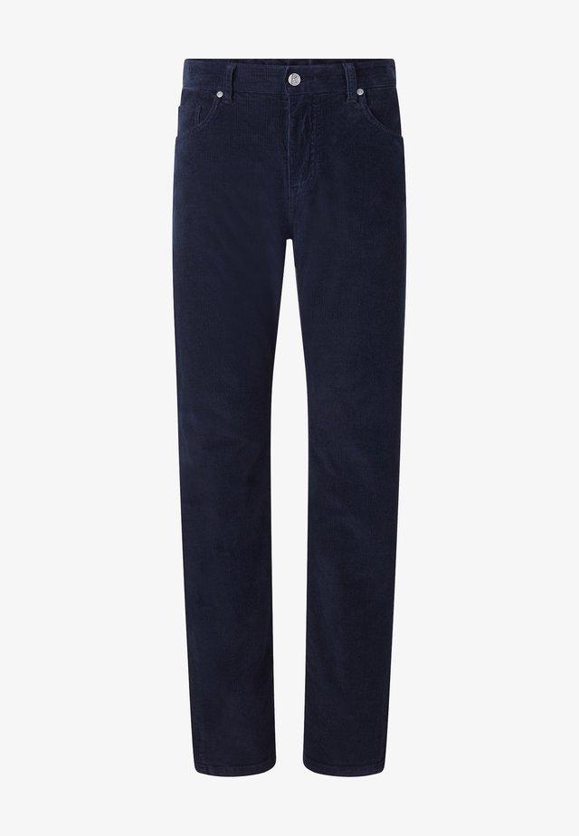 ROB - Pantalon classique - navy-blau