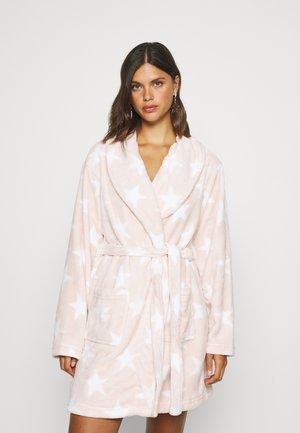 Peignoir - light pink