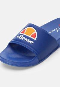 Ellesse - JOGA SLIDE - Slip-ins - blue - 5