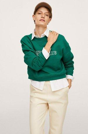 Sweater - vert pastel