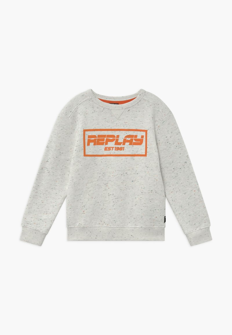 Replay - Sweatshirt - white