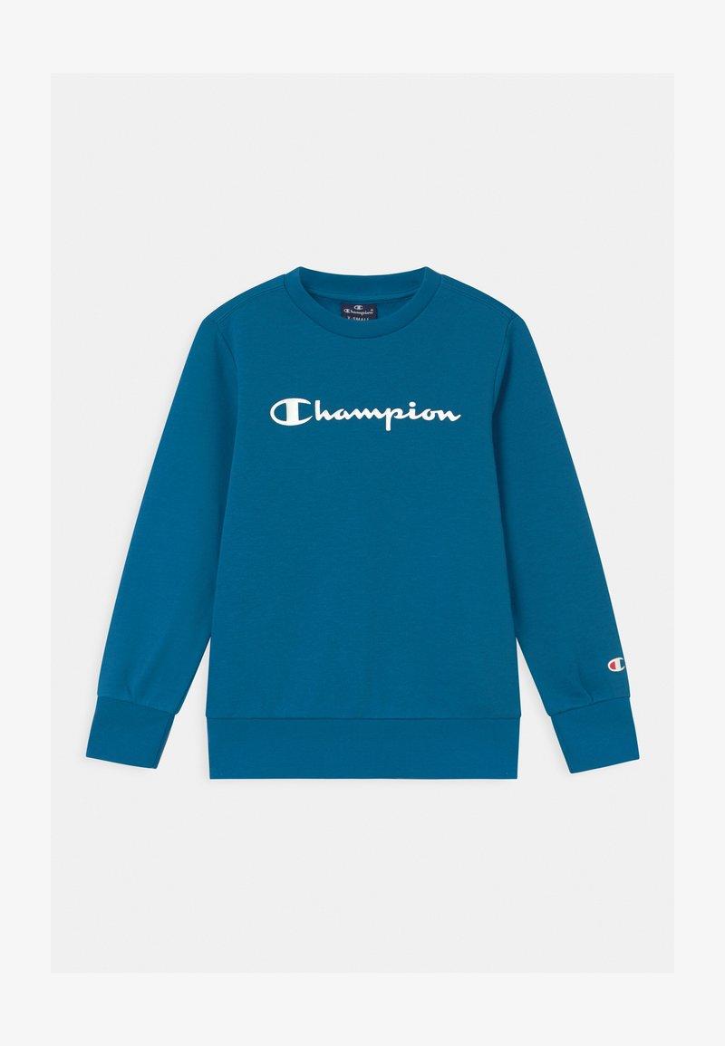 Champion - AMERICAN CLASSICS CREWNECK UNISEX - Sweatshirt - turquoise