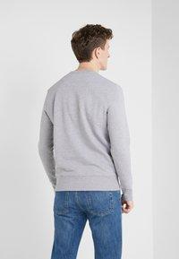 Bricktown - BIG TAPE - Sweatshirt - heather grey - 2
