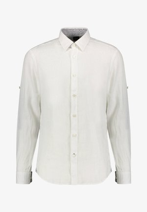 LUKAS - Camicia - weiss (10)