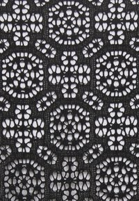 Morgan - DELAN - Print T-shirt - noir - 2