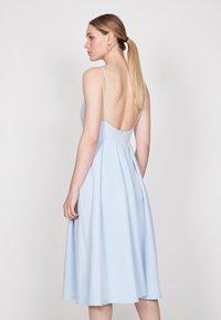 True Violet - STRAPPY SKATER - Cocktail dress / Party dress - light blue - 2