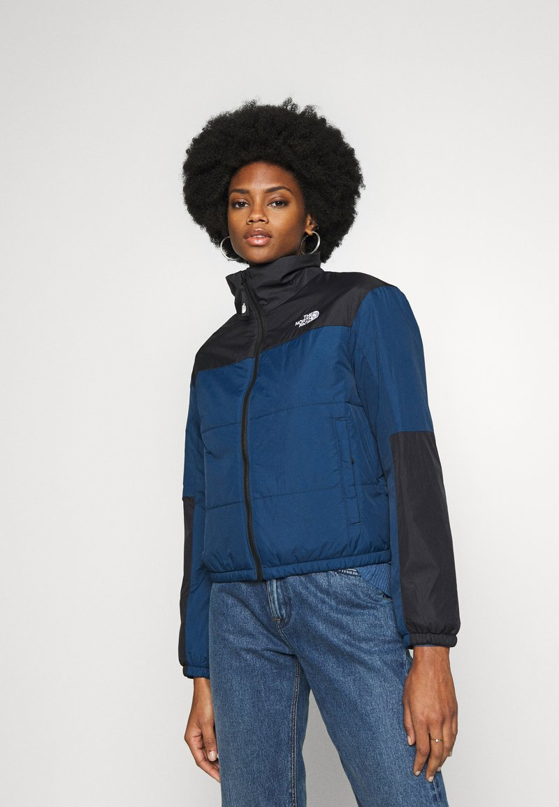 The North Face - GOSEI PUFFER - Light jacket - blue wing teal