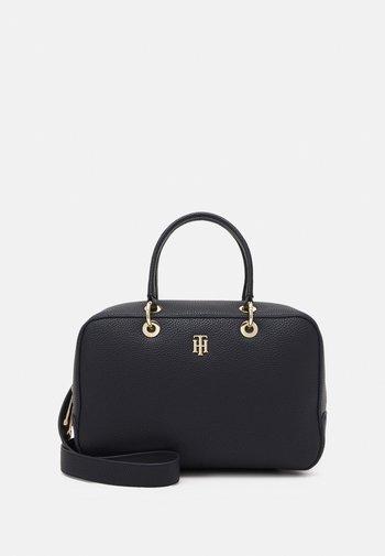 ESSENCE DUFFLE CORP - Handbag - blue