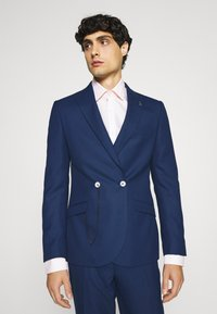 Shelby & Sons - WATERSIDE WITH CHAIN DETAIL - Puku - blue - 2