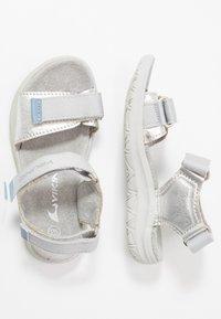 Viking - OLIVIA - Walking sandals - light grey - 0