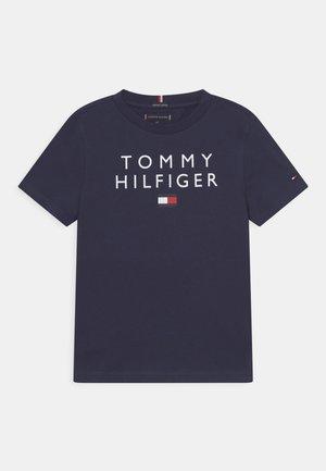 LOGO TEE - T-shirt print - twilight navy
