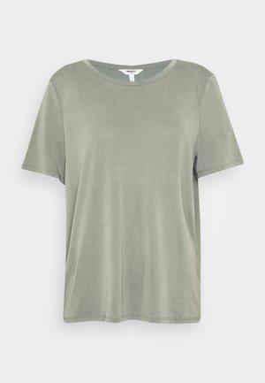 OBJANNIE SEASONAL - Basic T-shirt - mint