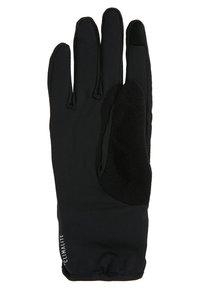 adidas Performance - GLOVES - Gloves - black/black/reflective silver - 4