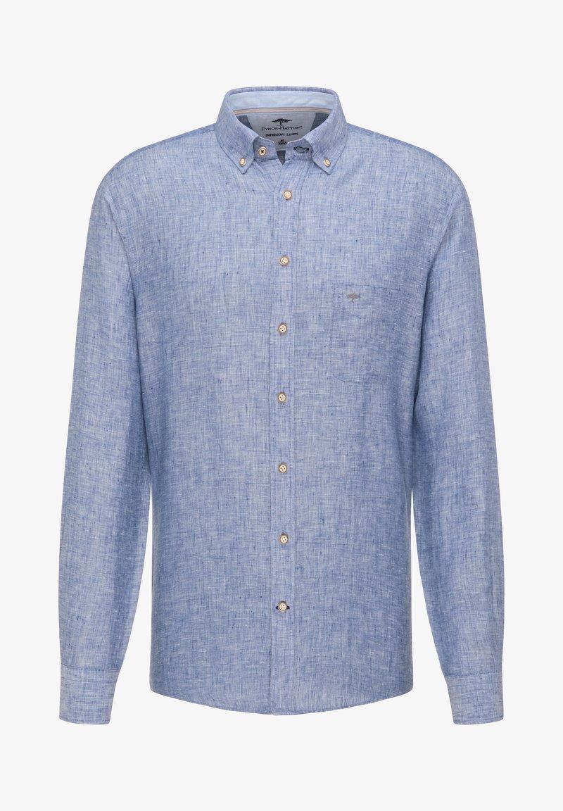Fynch-Hatton - Shirt - navy