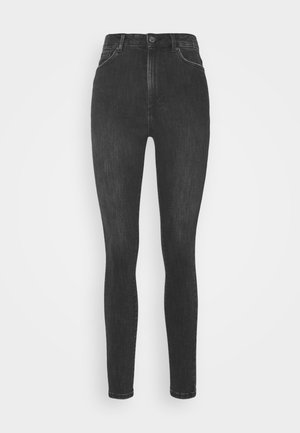 VMLOA - Jeans Skinny Fit - black denim