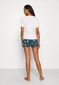 Marks & Spencer London - DEAL POOL - Pantaloni del pigiama - teal mix - 2