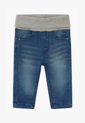 ZGREEN UNISEX - Slim fit jeans - light blue denim